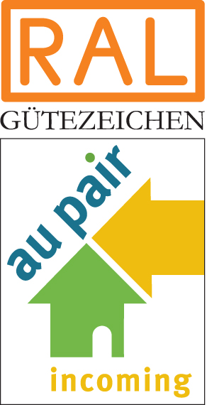 RAL Logo Au-pair incoming